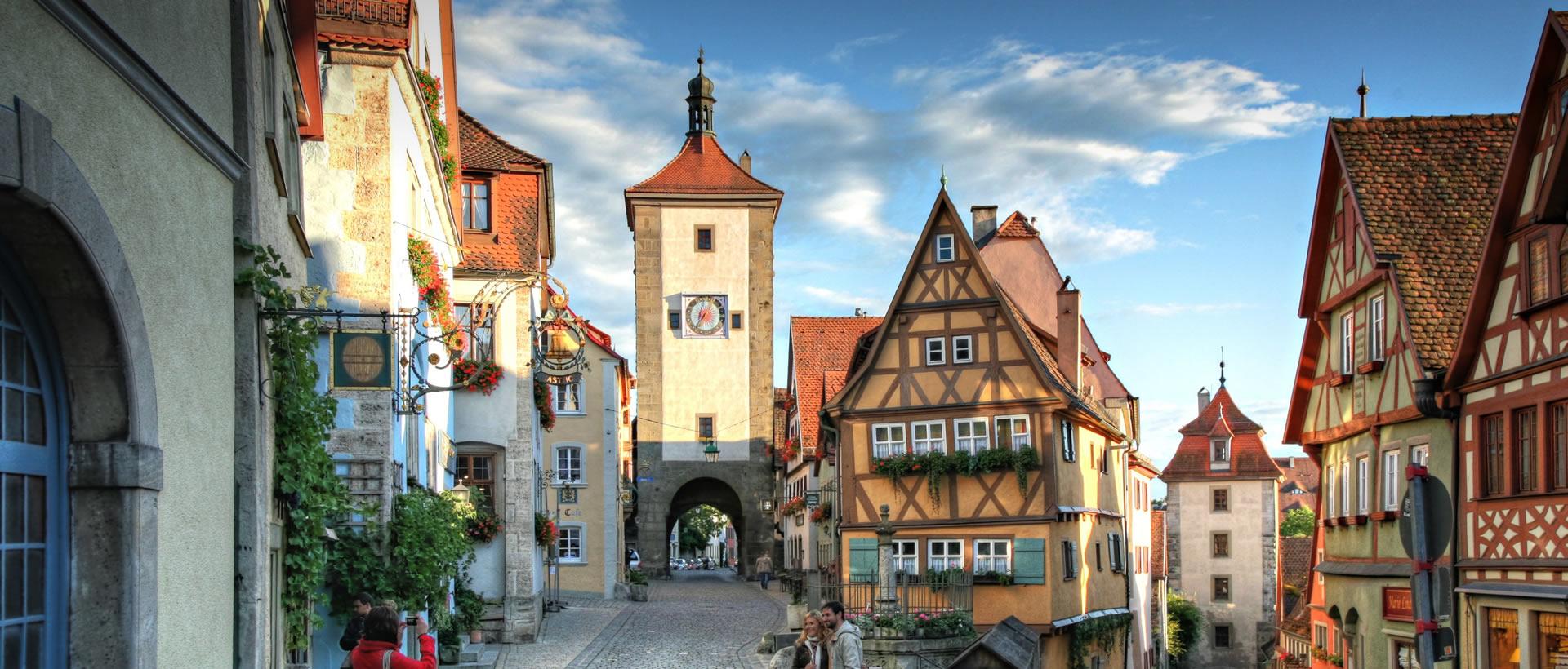 Rothenburg erleben